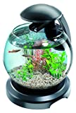 Kit cascade aquarium globe noir