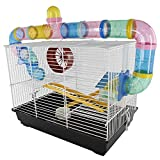Cage hamsters 2 étages